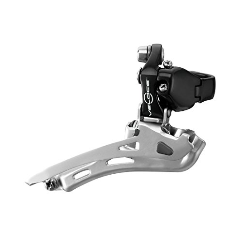 Campagnolo Veloce 10-Speed Road Bicycle Front Derailleur (Silver - 35mm) -  FD11-VLS2C5