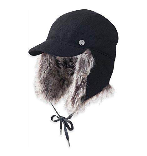 Outdoor Research Women's Serra Cap, Charcoal, (Outdoor Research Winter Hat)