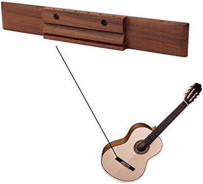 VIDOO 6 Piezas De Reemplazo De Puente De Guitarra De Rosetón Acústico Clásico De Cuerda