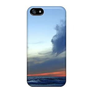 KFzPDlc8854IzQtK Case Cover Protector For Iphone 5/5s Gorgeous Seascape Case