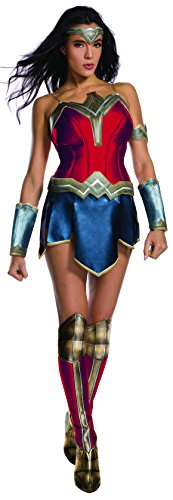 Secret Wishes Women's Wonder Woman Movie Costume, Small -