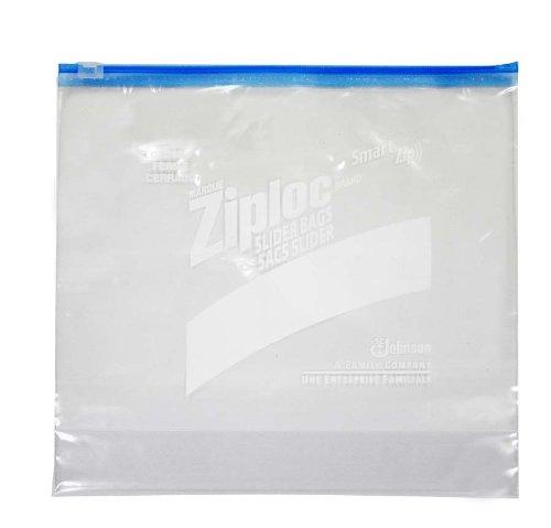 Ziploc Easy Zipper Freezer Gallon 1 10 Count Boxes Buy