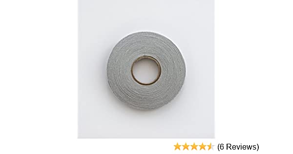 25-40 yard Roll Bias Tape Light Grey Dry /& it Blooms Bias Ribbon Turns a Quilt into Something Special Wash Simple Chenille Tape Quilting Embellishment- Sew Chenille It Original Blooming Bias