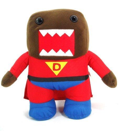 Domo-kun - Super Domo 10  Plush by DOMO