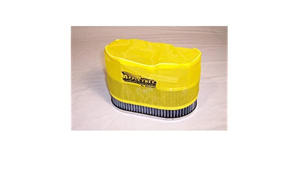 """Blue Dunebuggy VW Premium OUTERWEAR PRE-FILTER 4.5/"""" x 7/"""" Oval 3.5/"""" Tall"""
