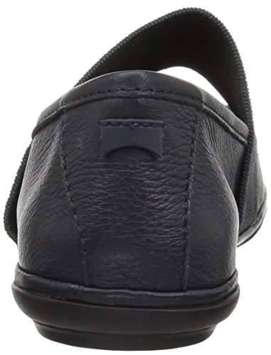 Camper Womens Right Nina Ballet Flat Dark Blue r1dxIP1K