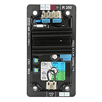 AVR Automatic Voltage Regulator Brushless Diesel Generation System Set Accessory