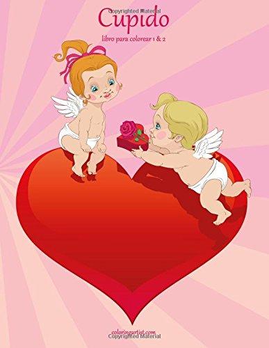 Cupido Libro Para Colorear 1 & 2