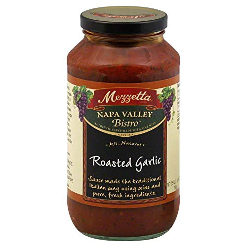 Sauce Pasta Rstd Garlic (Pack of 6) ()