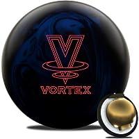 Ebonite Vortex V2 Bowling Ball - Black/Blue 15lbs