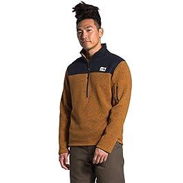 North Face Men's Gordon Lyons 1/4 Zip Sweatshirt