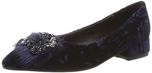 Alma en Pena I17330, Ballerine Donna Blu (Blue)