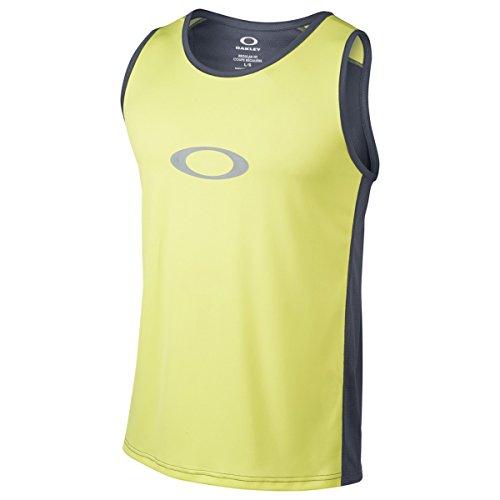 Oakley Mens Agility 2.0 Tank Shirt Medium Bright - M Frame Oakley Prescription