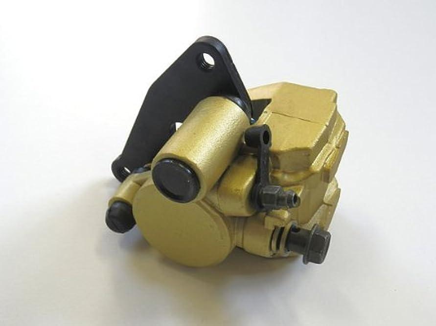 後くしゃみ接続されたBREMBO(ブレンボ) BREMBO 2POT 84mmピッチ 32φキャスティングキャリパー(新カニ) bマーク/ゴールド [20.B851.11]
