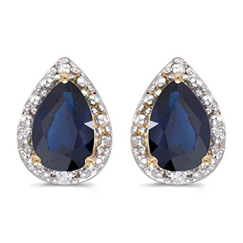 1.26 Ct Pear Diamond - 3