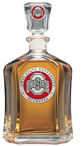 Ohio State University Buckeyes Decanter - Ohio Beverage Buckeyes State