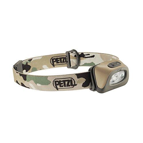 PETZL - TACTIKKA + Headlamp 160 Lumens, Camo