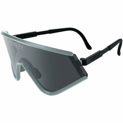 Oakley Unisex Heritage Eyeshade Sunglasses, Fog/Grey, One ()