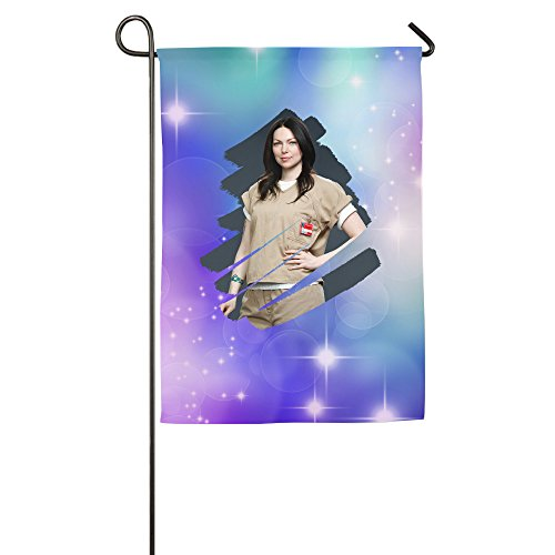 ^GinaR^ Laura Prepon Orange Is The New Black 2 Gorgeous Family Party Flag (Coupons For Party City 2016)