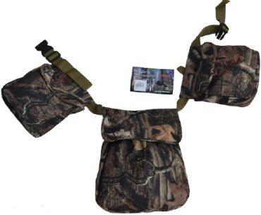 - Explorer 8 Pistol Tactical Range Go Bag Assault Gear Hiking EDC Camera Bag MOLLE Modular Deployment Compact Utility Military Surplus Gear (Dark Camo Black Bag)