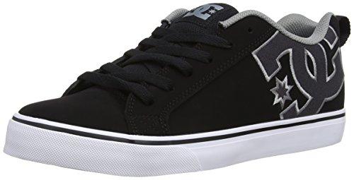 DC taglia Sneaker Vulc Se Grigio Court Bw8 Black Wash rw7HxqrtI