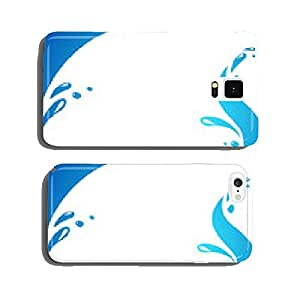 Water Frame cell phone cover case Samsung S5