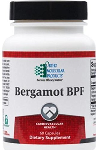 Ortho Molecular Products Bergamot BPF Capsules, 60 Count by Ortho Molecular