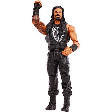 WWE Wrestling 6 Inch Action Figure - Roman Reigns - Wrestlemania 32 Toy - Raw Smackdown