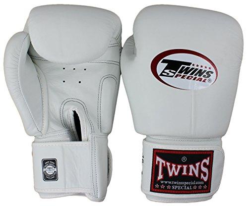 Shiv Naresh Teens Boxing Gloves 12oz: Twins Special Muay Thai Boxing Gloves BGVL-3 Black 8-10-12