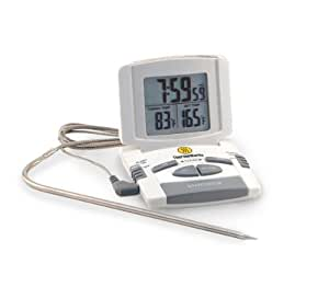 The Original Cooking Thermometer/Timer by ThermoWorks