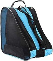 Roller Skates Adjustable Shoulder Strap Bag Ice Skating Shoes Bag #7