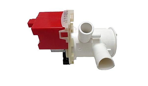 Bomba desagüe para lavadora Balay modelos: T5602, T5603300 ...