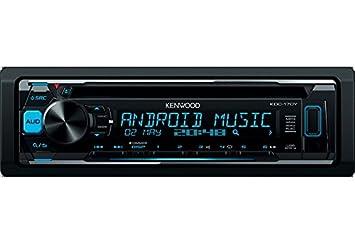 JVC KD-DB98BT 1DIN Radio Bluetooth DAB 206 CC 1998-2007 Antenne mit Einbauset f/ür Peugeot 206