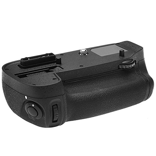 Vivitar Pro Series Multi-Power Battery Grip for Nikon D7200 DSLR Camera (Series D3500)