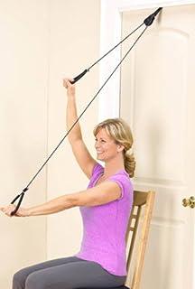 38  OVER THE DOOR EXERCISER  sc 1 st  Amazon.com & Amazon.com : Over the Door Exerciser : Exercise Equipment Over The ...