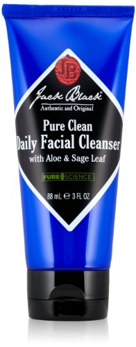 Jack Black Pure Clean Daily Facial Cleanser, 3 fl. oz.