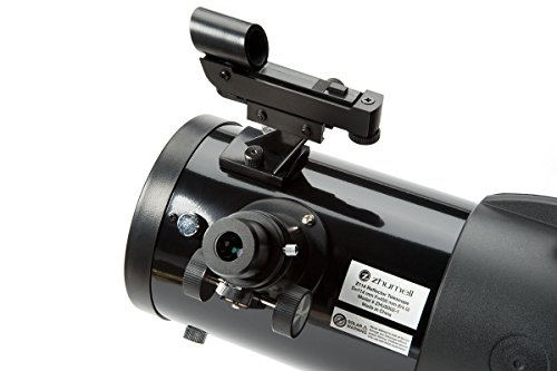Zhumell Z114 Portable Altazimuth Reflector Telescope by Zhumell (Image #4)