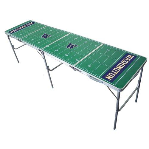 (NCAA Washington Huskies Tailgate Ping Pong Table With Net)