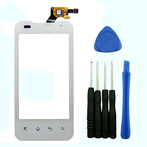 Touch Screen Panel Digitizer Glass Replace for LG Optimus 2X