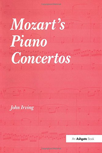 Mozart's Piano Concertos by Routledge