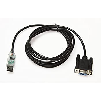 FTDI USB to Null Modem DB9F Serial Adapter - Full Hardware Handshake