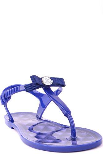 Sandalias Moncler Mujer Azul Mcbi212003o Goma wxPqSR