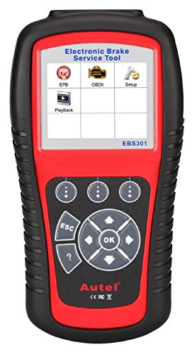 Autel EBS301 MaxiCheck Electronic Brake Service (Best Airbag Scan Tools)