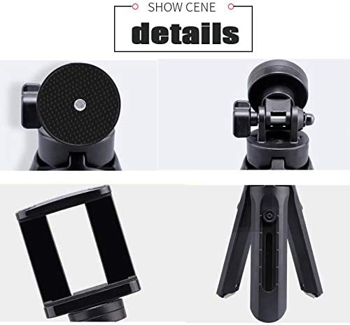 Camera and Dv Phone DZSF Tripod Selfie Stick Portable Lightweight Mobile Phone Universal One Self-Timer Artifact for Micro Single