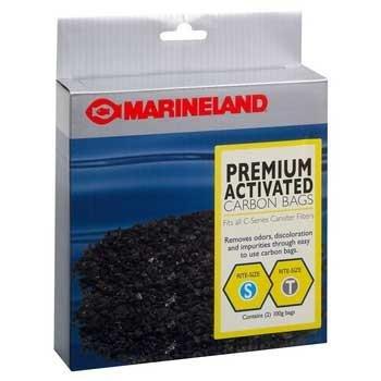 Premium Activated Carbon Bags by Marineland (Aquaria)