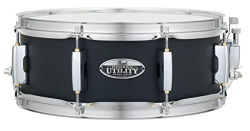 Pearl Snare Drum, Satin Black (MUS1350M227)