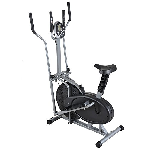 Elliptical Bike Types: Fitness Supplies Steppers Magnetic Elliptical Machine