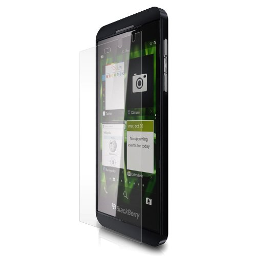 Blackberry Z10 High Quality Clear Film Guard Screen Protectors