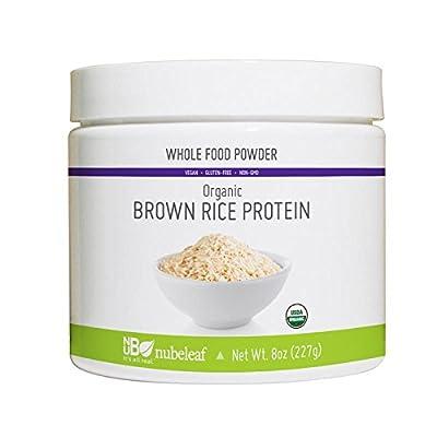 Nubeleaf Brown Rice Protein Powder
