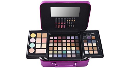 Ulta Be Gorgeous Makeup Kit Set 76 Piece Collection Includes Everything For Eyes Cheeks Lips